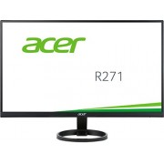 Acer R271bmid 27-Inch Wide FHD ZeroFrame IPS LED Monitor - Black
