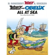 Asterix and Obelix All at Sea by Albert Uderzo