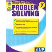 Math Step-By-Step Problem Solving, Grade 7 by Singapore Asian Publications