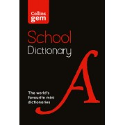 Collins School - Collins Gem School Dictionary