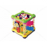 B Kids At Busy Baby Activity Centre Cube Educational Activity Toy For Toddlers