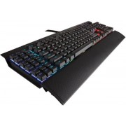 Tastatura Gaming Mecanica Corsair K95, RGB LED, Cherry MX Red, Layout EU