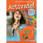 Activate! B1+ Students' Book and Active Book Pack by Carolyn Barraclough