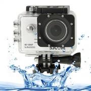 Cámaras deporte, SJCAM SJ5000 Novatek Full HD 1080P Pantalla LCD de 2.0 pulgadas de la cámara se divierte la videocámara con la caja a prueba de agua, 14,0 sensor CMOS Mega, 30m impermeable