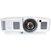 Videoproiector Optoma X316ST, 3400 lumeni, 1024 x 768, Contrast 20.000:1, Full 3D (Alb)