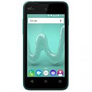 Wiko Sunny 8GB Turquesa - Smartphone (SIM doble, Android, MiniSIM, EDGE, GPRS, GSM, HSPA+, HSUPA, WCDMA, 6.0 (Marshmallow))