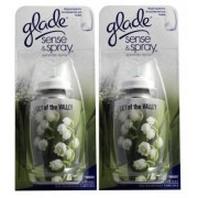 Glade Sense and Spray - Lilly of the Valley Rezerva Twin