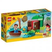 LEGO Duplo - Jake y los piratas 1, juego de construcción (10512)