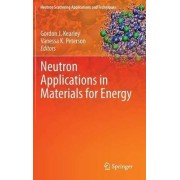 Neutron Scattering Studies of Sustainable Energy Materials by Gordon J. Kearly