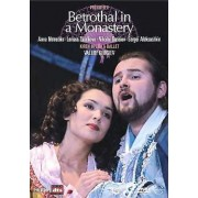 S Prokofiev - Betrothal In a Monastery (0044007430767) (1 DVD)