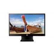 HP 21.5 inch LED Backlit LCD - 22vx Monitor(Black)