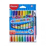 SN Toy Zone Multi Colour 2 in 1 Sketch Pen