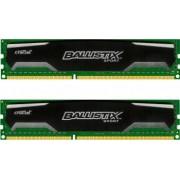 Memorie Micron Ballistix Sport 8GB Kit2x4GB DDR3 1600MHz CL9