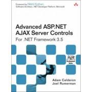 Advanced ASP.NET AJAX Server Controls for .NET Framework 3.5 by Adam Calderon