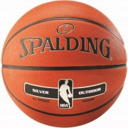 Spalding Basketball NBA SILVER OUTDOOR - orange | 5