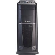 Antec GX330 Midi-Toren Zwart computerbehuizing