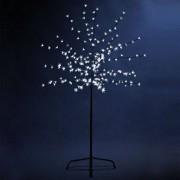 Eminza Albero luminoso Ciliegio A 150 cm Bianco freddo
