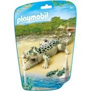 Playmobil 6644 Alligator met baby´s
