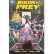 Birds Of Prey Between Dark And Dawn TP by Gail Simone