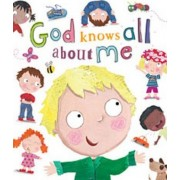 God Knows All about Me by Thomas Nelson Publishers
