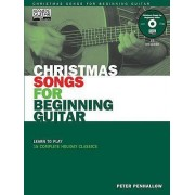 Christmas Songs for Beginning Guitar by Peter Penhallow