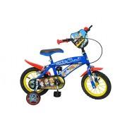 """Toimsa - 620 - Vélo pour Enfant - Jake et les Pirates - Garçon -12"""" - 3 à 5 ans"""