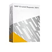 Business Objects SAP Crystal Reports 2011, Win, NUL