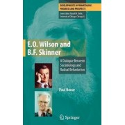 B. F. Skinner and E. O. Wilson by Paul Naour