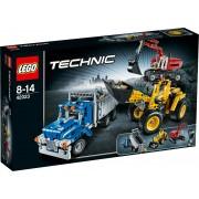 LEGO Technic Bouwploeg - 42023