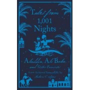 Tales from 1,001 Nights: Aladdin, Ali Baba and Other Favourites by Anonymous