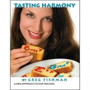 JAZZ STUDIO Méthodes et pédagogie JAZZ STUDIO FISHMAN G. - TASTING HARMONY Eb + CD Jazz - improvisation