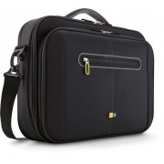 """Geanta laptop 16"""" Case Logic, compartiment frontal de volum mare, buzunar frontal, nylon, black """"PNC216"""""""
