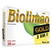 Biolimão Gold 3 em 1 60 comprimidos