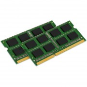 Kingston Technology 16GB Kit (2x8GB) 1600MHz LV SODIMM 1.35V Memory For Apple Mac Laptops KTA-MB1600LK2/16G