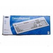 Belkin Classic White Keyboard - Input with Quiet Accuracy