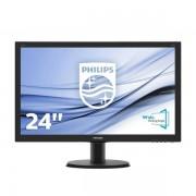 Philips Monitor Lcd Con Smartcontrol Lite 240v5qdab/00 8712581732486 240v5qdab/00 10_y261025
