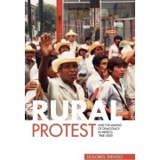 Rural Protest and the Making of Democracy in Mexico, 1968-2000 by Dolores Trevizo