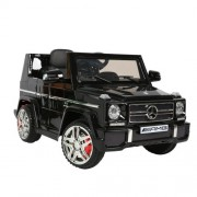 Kids Ride on Car (Mercedes) with Remote Control Black
