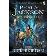 Percy Jackson and the Titan's Curse: The Graphic Novel: Bk. 3 by Rick Riordan