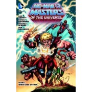 He-Man and the Masters of the Universe: What Lies Within Volume 4 by Michael O'Hare