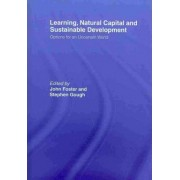 Learning, Natural Capital and Sustainable Development by John Foster