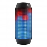 Jbl Pulse , Caixa de Som BlueTooth, Leds Customizáveis, Preto