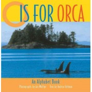 O is for Orca by Art Wolfe