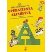 Operatiunea Alfabetul - Al MacCuish