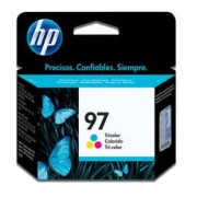 Cartucho HP 97 Tricolor C9363WB 17,5ML
