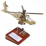 Mastercraft Collection AH-64D Longbow Apache Model