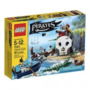 LEGO Pirates Treasure Island - 70411 by LEGO