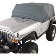 Prelata - Weather Lite Cab Cover pt. 76-02 Jeep CJ-7 & Wrangler YJ, TJ