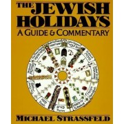 The Jewish Holidays by Michael Strassfeld