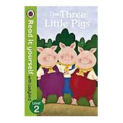 The Three Little Pigs -Read it yourself with Ladybird Level 2